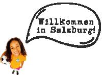 Willkommen in Salzburg