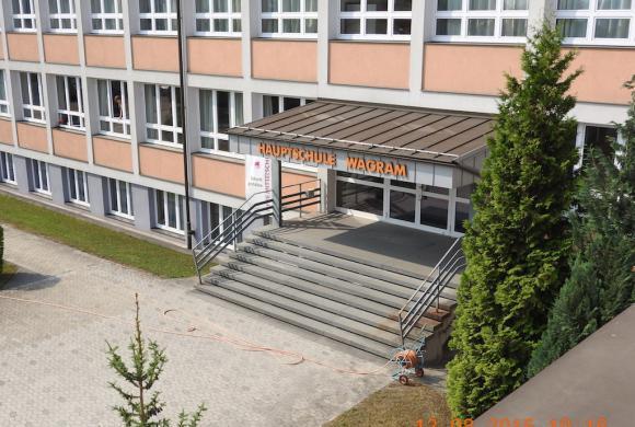 Schulgebäude NMS Wagram